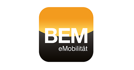 [Translate to English:] Logo Bundesverband eMobilität